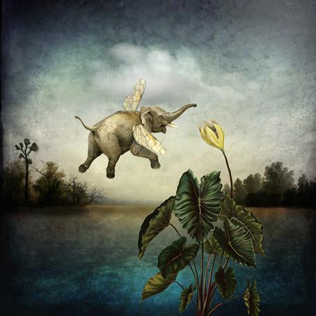 Digital Surrealism: Maggie Taylor