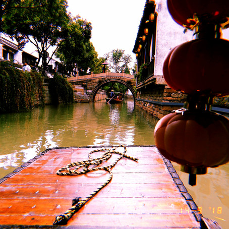 TOP 8 PLACES TO VISIT IN SUZHOU - CHINA