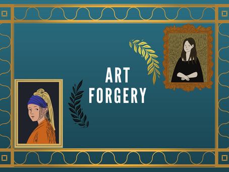 HISTORY OF ART FORGERY: HAN VAN MEEGEREN