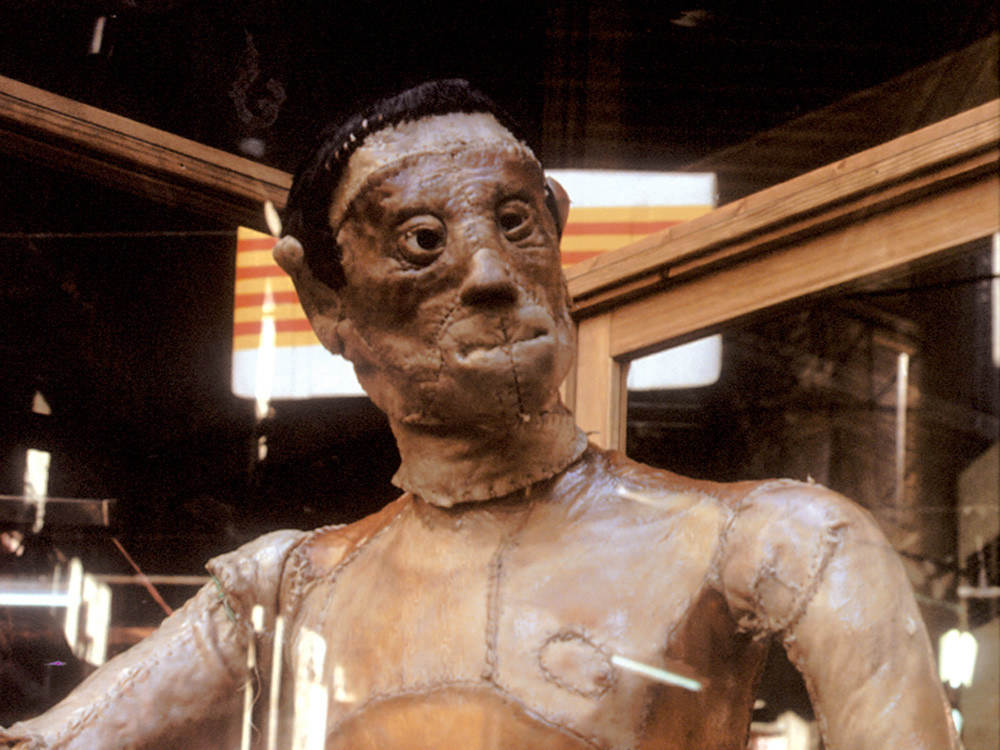 Marce lì Antunez Roca, Joan -  L'home de carn, 1992