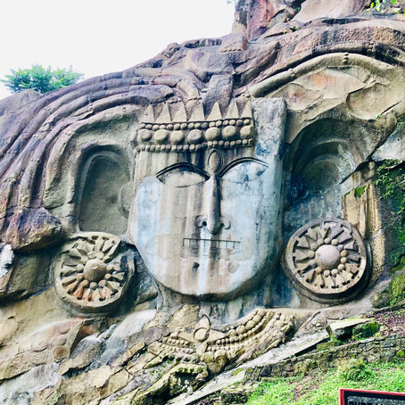 STORY OF A MAGIC NUMBER AND MYTH: UNAKOTI IN TRIPURA - INDIA