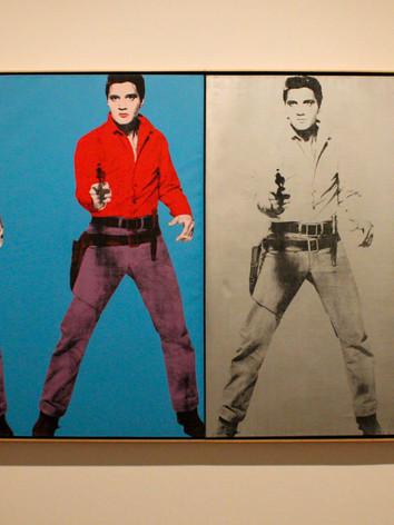Elvis I and II, 1963-4
