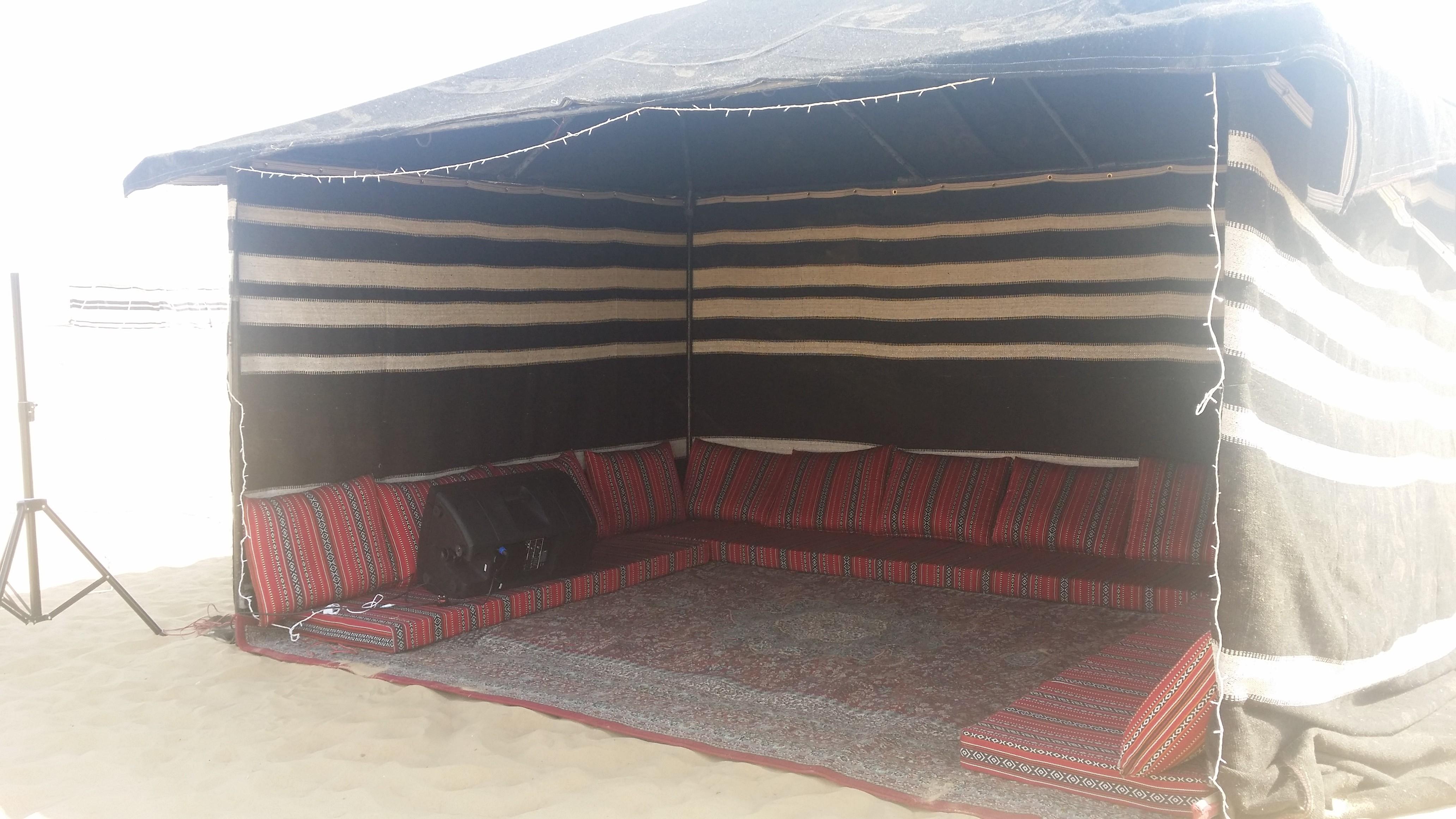 Arabic tent Rental