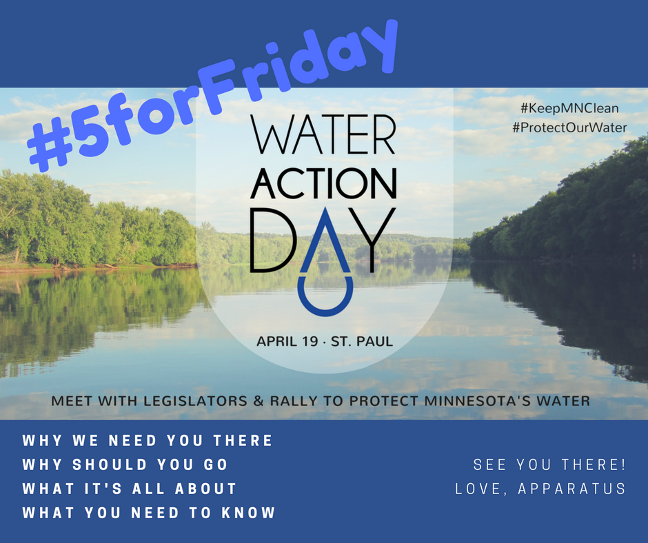 water action day