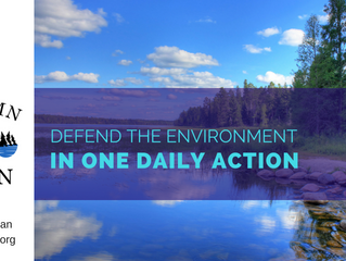 Got Two Minutes? Use It To Oppose Bad Environmental Legislation