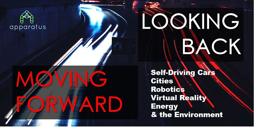 Looking Back Moving Forward self-driving cars robotics policy