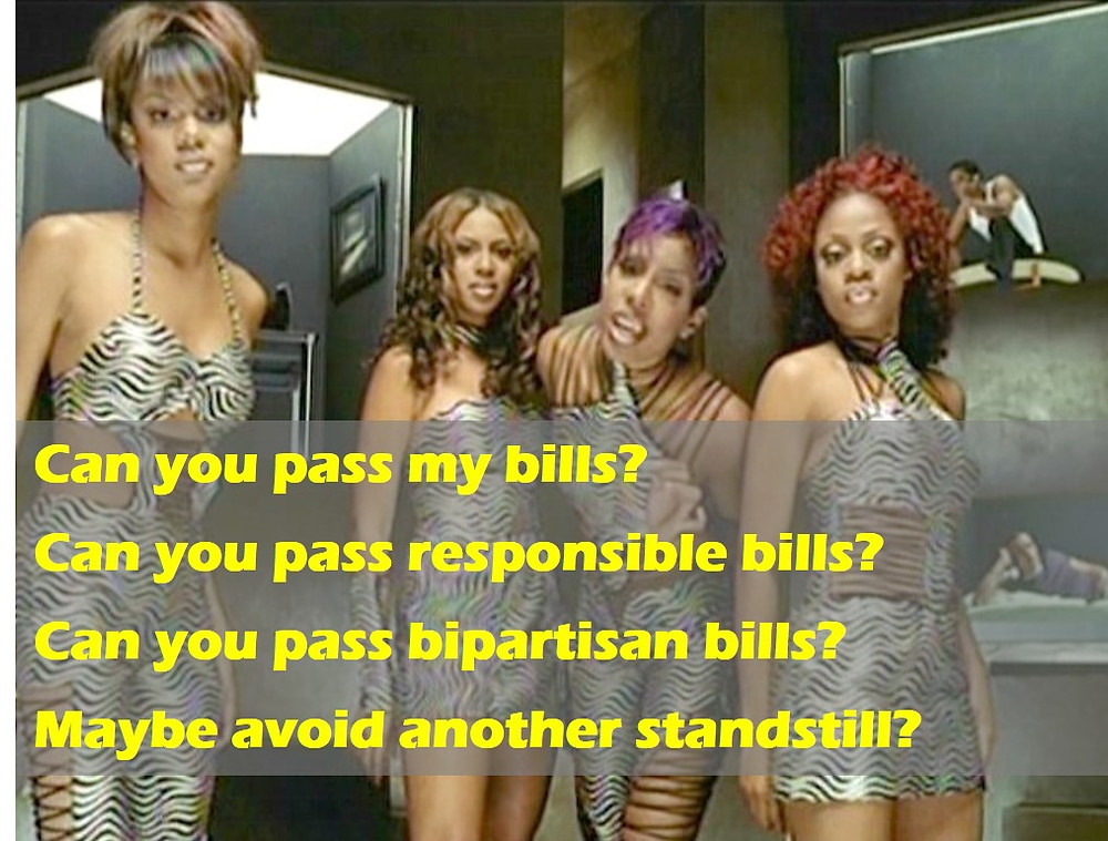 can you pass my bills?