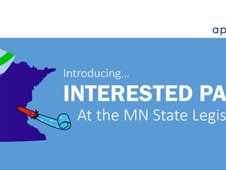 Introducing our mnleg blog feature