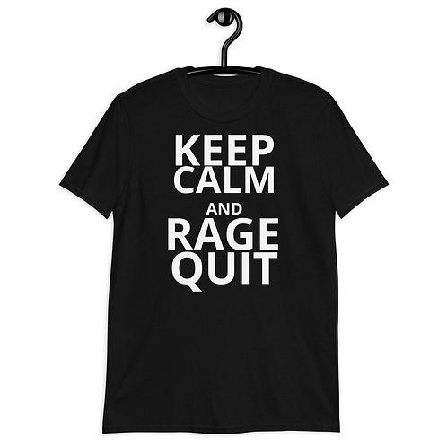 KEEP CALM & RAGE Tee