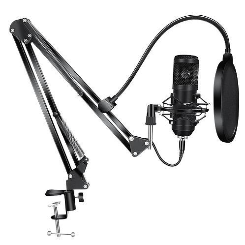 192KHz/24Bit BM800 Condenser Microphone for Sound Studio