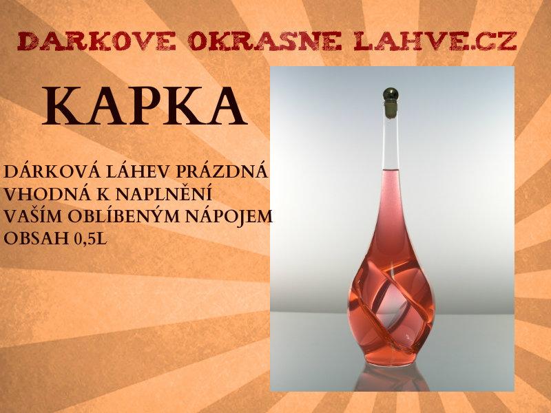 DÁRKOVÁ LÁHEV KAPKA
