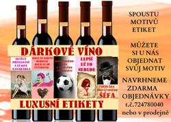 Dárková síň Ostrava Zábřeh víno