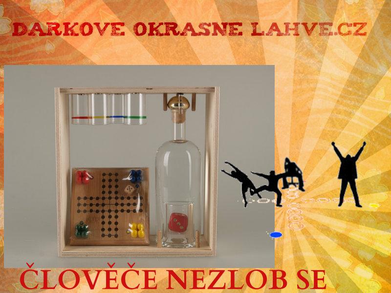 DÁRKOVÁ LÁHEV ČLOVĚČE NEZLOB SE
