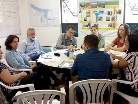 Implantação de horta comunitária em Jurerê Internacional