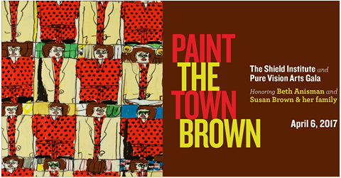 Paint the Town Brown