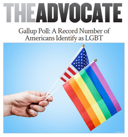 Gallup Poll: A Record Number of Amer