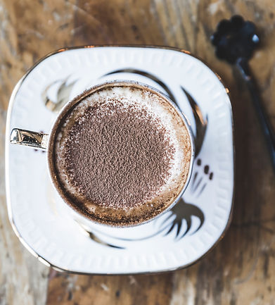 egg cappuccino