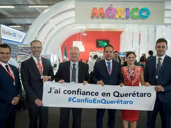 Querétaro imán de inversión: destino global para el sector aeronáutico