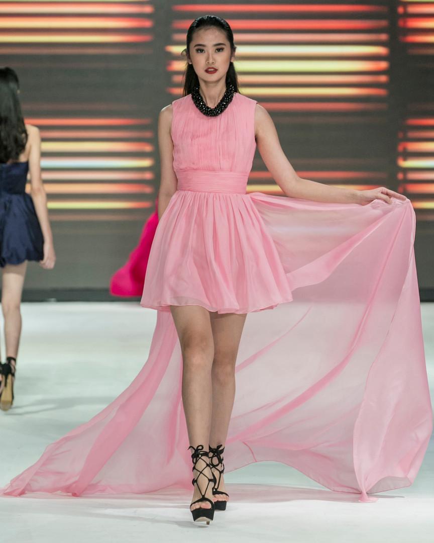 Presented during Surabaya Fashion Parade 2019