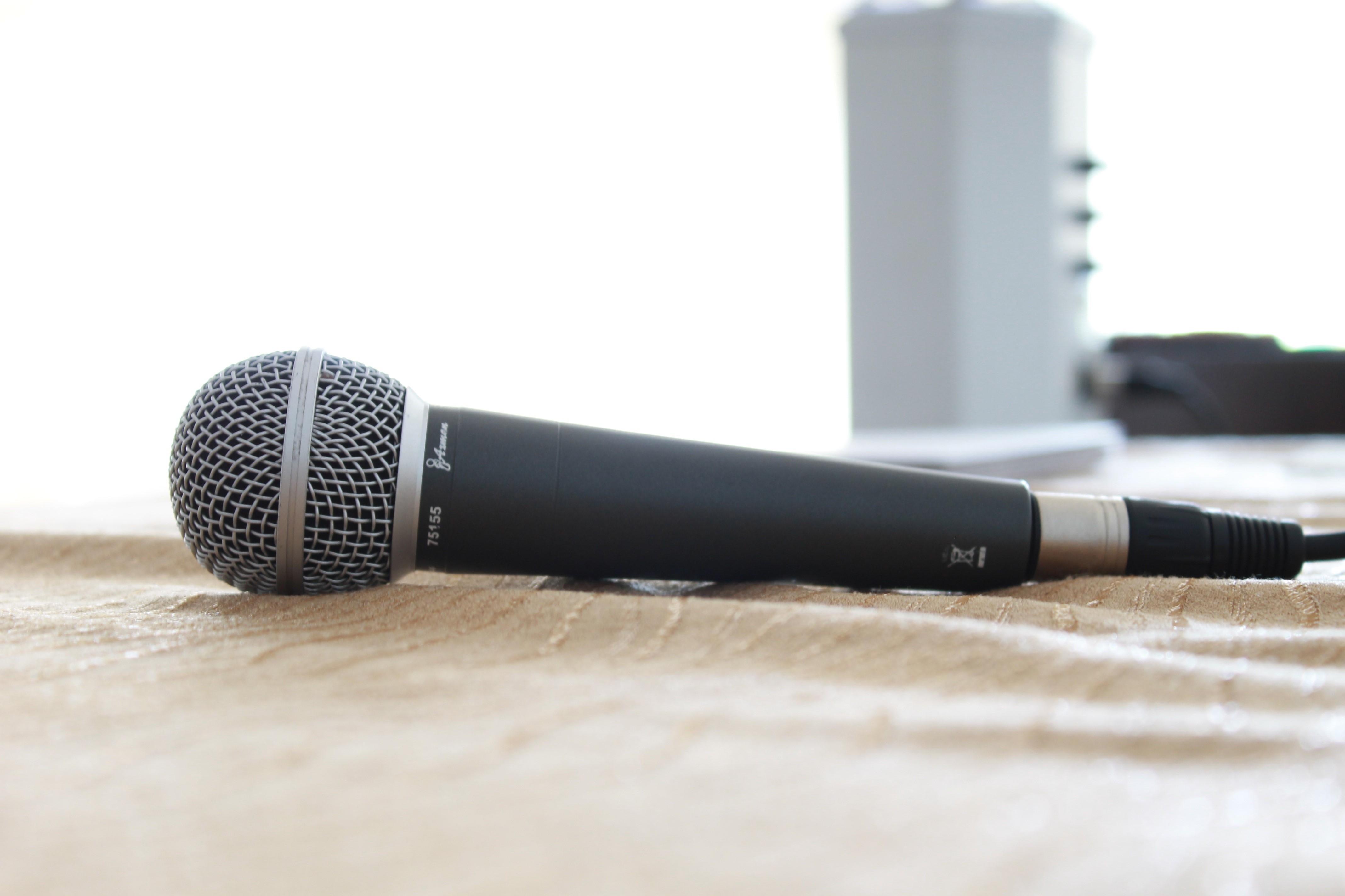 soluções em áudio