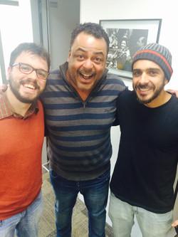 Matheus Cavalieri e Felipe Santos