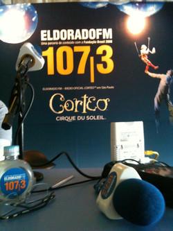 Rádio Eldorado no Cirque