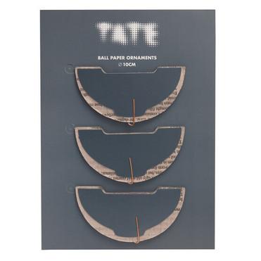 Tate - William Blake Honeycomb Ball Ornaments