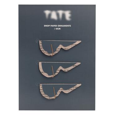 Tate - William Blake Honeycomb Drop Ornaments