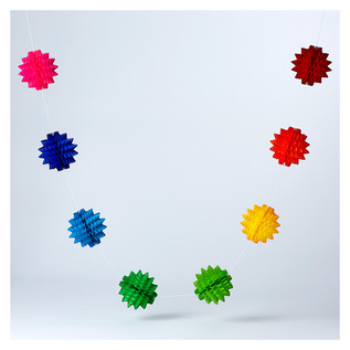 The Conran Shop - Spiky Ball Garland