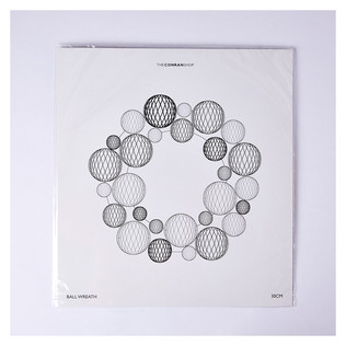 The Conran Shop - Honeycomb Ball Wreath