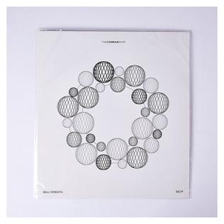 The Conran Shop - Honeycomb Ball Wreath