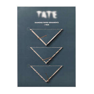 Tate - William Blake Honeycomb Diamond Ornaments
