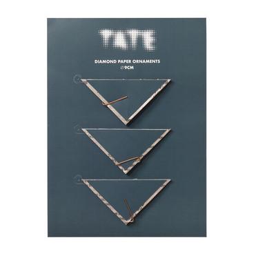 Tate - William Blake Honeycomb Diamond Ornaments