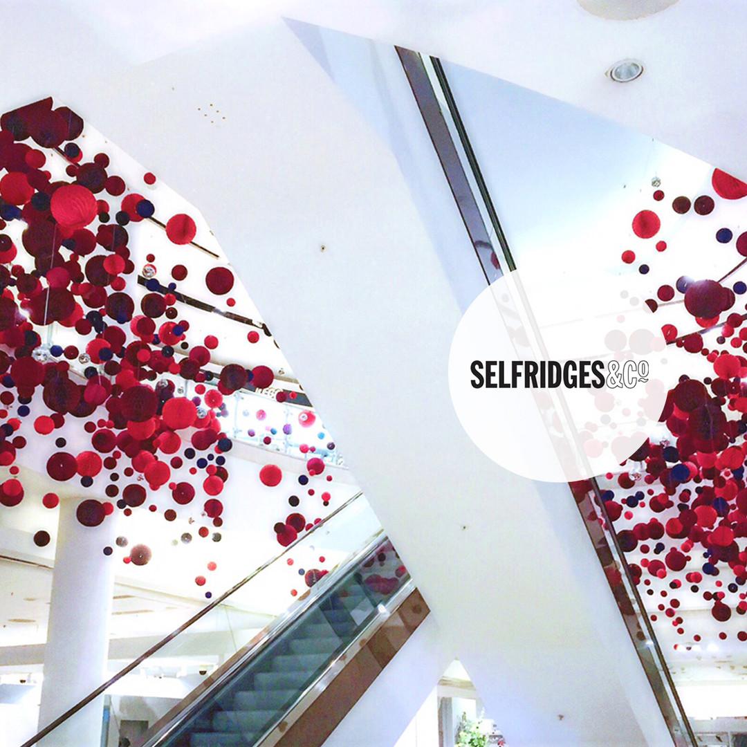 Selfridges & Co. 2015