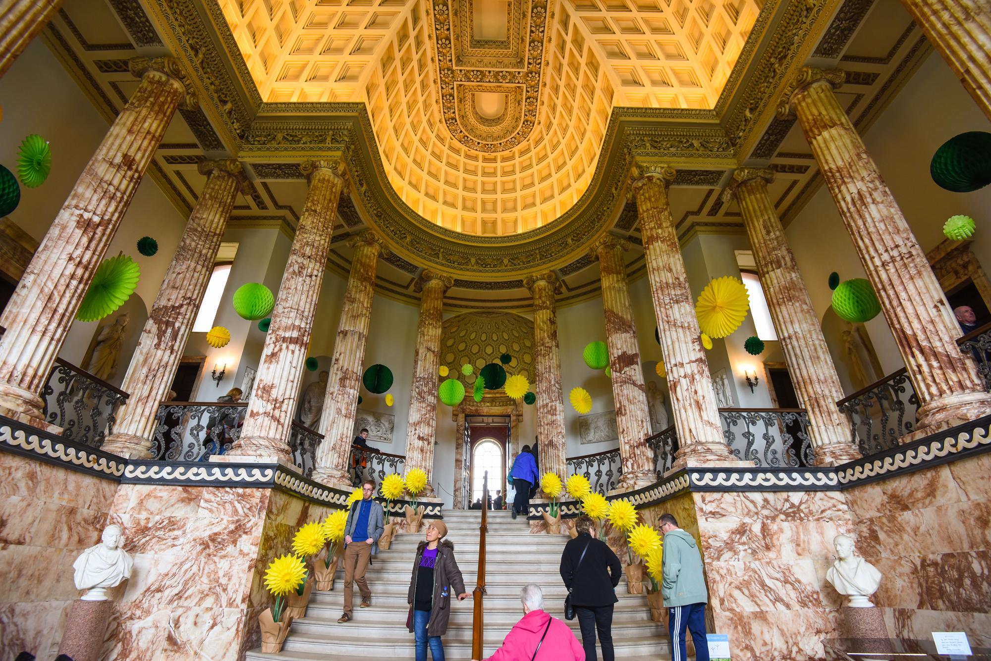 Holkham palace 2017 Easter-1