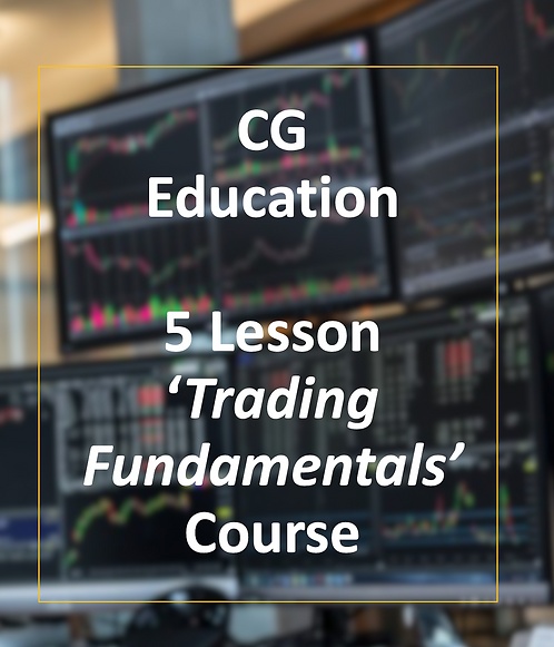 5 Lesson Beginners Trading Course