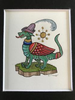 Jaunty Dragon