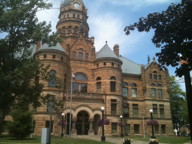 Trumbull County Courthouse