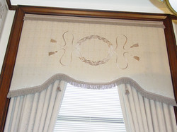 Federal Reserve Bank - Cleveland OH - Historical Draperies  and Cornices
