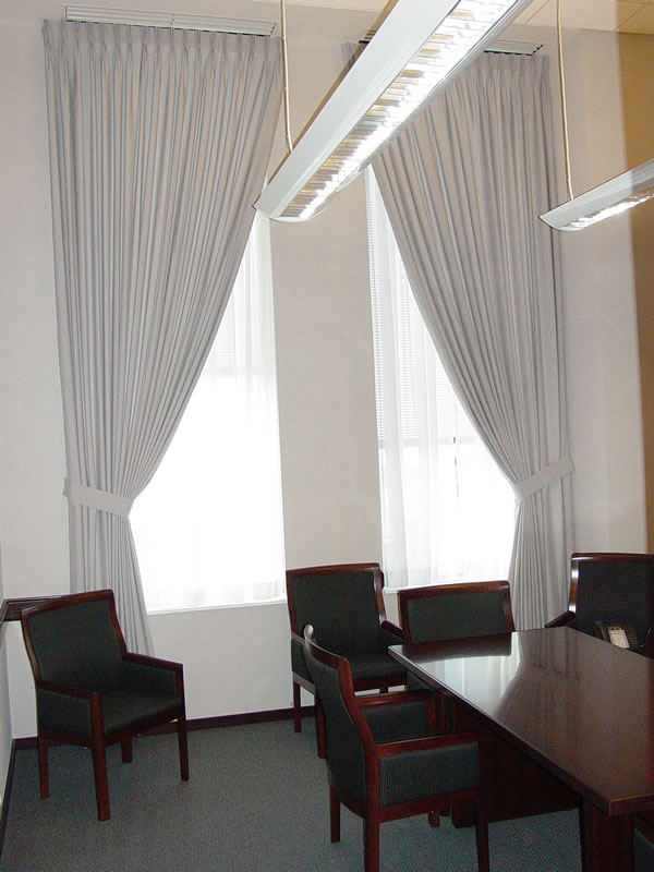 US Federal Attorney Generals Office - Draperies  and Cornices