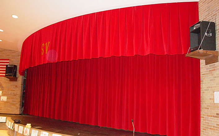 Theatrical Stage Curtains Llc Custom Motorized Curtains