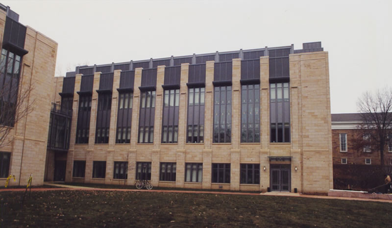 Kenyon College Science Building - Gambier Ohio