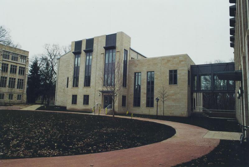 Kenyon College Science Building - Gambier Ohio