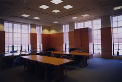 Kelvin Smith Library - CWRU - Cleveland Ohio