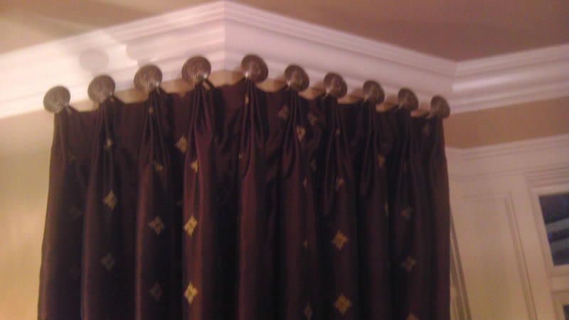 Residential Custom Draperies