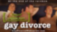 Byron Lane, Tim McKernan, Ben Baur, Gay Divorce