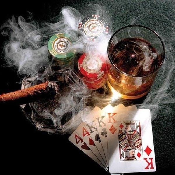 Monday Night Poker