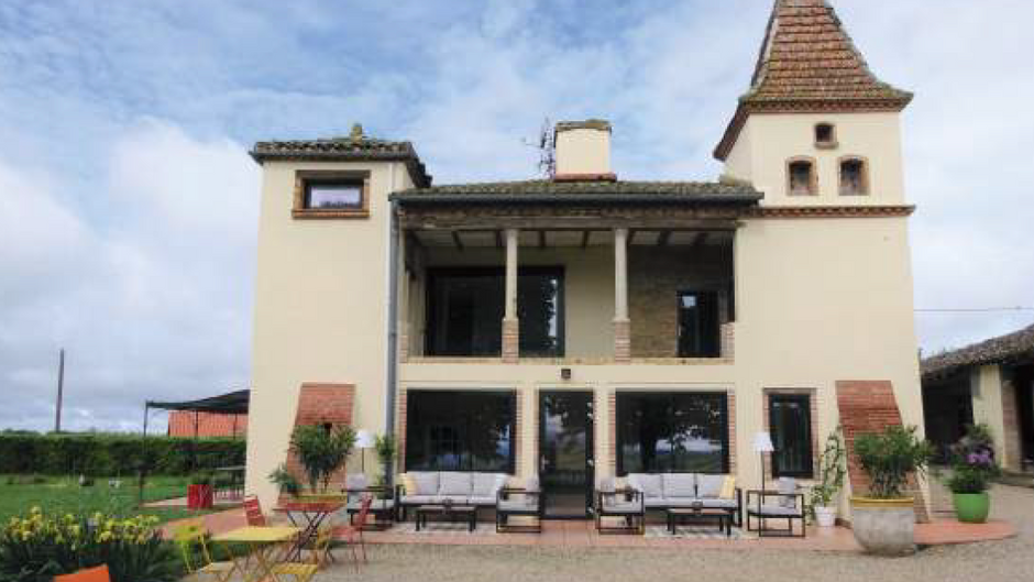 AUX CÔTEAUX D'AUSSAC, maison d'hôtes, le charme en Midi-Pyrénées