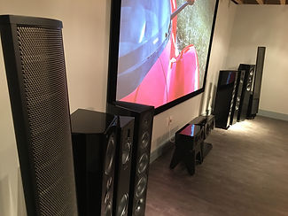 Cleveland Smart Home Theater