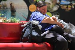 Sydney's homeless community